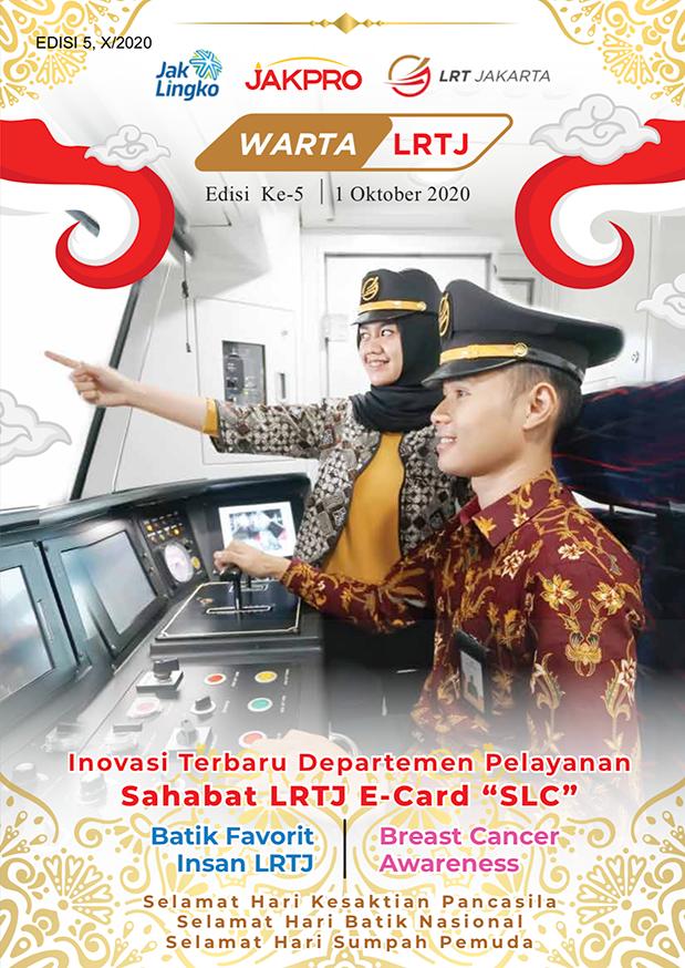 WARTA LRT Jakarta Edisi 5