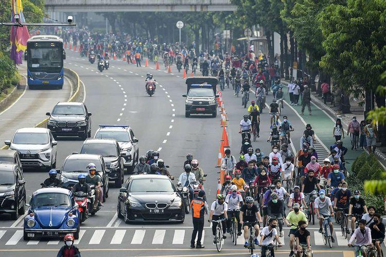 Jakarta Layak Dijadikan Laboratorium Transportasi Indonesia